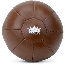 3 kg (6.6 lbs) Leather Medicine Ball SMBL-103