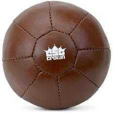 4 kg (8.8 lbs) Leather Medicine Ball SMBL-104