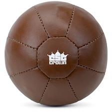 5 kg (11 lbs) Leather Medicine Ball SMBL-105