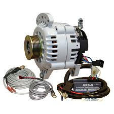 Balmar Alternator 120 Amp Saddle Mount ARS Regulator w/Temp Sens