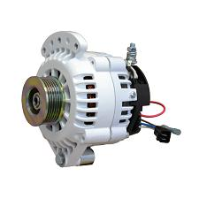 "Balmar Alternator 120 Amp 12V 1-2"" Single Foot Single K6 Pulley"
