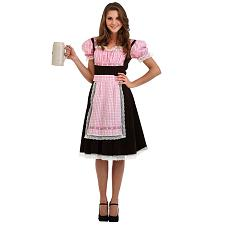 Bavarian Beer Maid Halloween Costume, Small MCOS-031S
