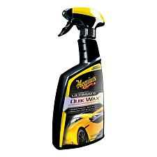 Meguiar's Ultimate Quik Wax – Increased Gloss, Shine & Protectio