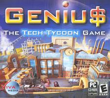 Viva Media LUGENTETYJ Genius - The Tech Tycoon Game