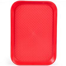 10x14 Cafeteria Tray, Red KCAF-103