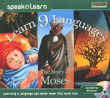 SelectSoft Publishing Learn 9 Languages The Story of Moses