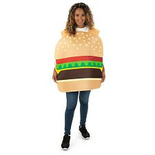 Beefy Burger Adult Costume MCOS-163