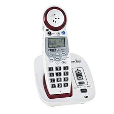 Clarity XLC3.4+ 59234.001 Amplified Cordless Phone