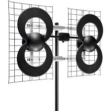 Antennas Direct(R) C4-Cjm Clearstream(Tm) 4 Uhf Outdoor Antenna