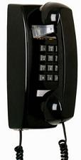 Aegis Wall Phone Black