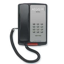 Aegis P-08Bk Single Line Phone