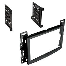 American International Gmk352 Double-Din Dash Installation Kit For Gm 2004 To 20