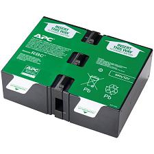 Apc By Schneider Electric Apcrbc124 Replacement Battery Cartridg
