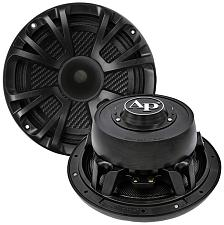 "Audiopipe 6"" Speaker 250W Max 4 Ohms Sold Each"