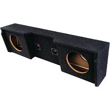 ATREND-BBOX A152-12CP B Box Series Subwoofer Boxes for GM Vehicl