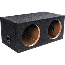 "ATREND-BBOX E10D B Box Series Dual Sealed Bass Boxes (10"")"