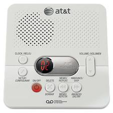 AT&T ATT1740 Digital Answering System 60 Minutes Time/day stamp,