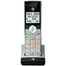 At&T Cl80115 Cl80115 Dect 6.0 Cordless Expansion Handset