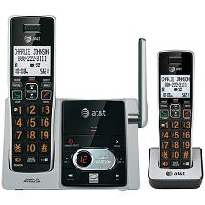 At&T Attcl82213 Cordless Answering System With Caller Id/Call Wa