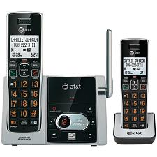 At&T Attcl82413 Cordless Answering System With Caller Id/Call Wa