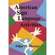 American Sign Language Activities