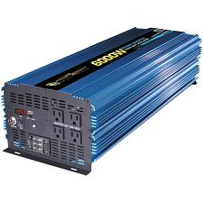 Powerbright Pw6000-12 12-Volt Modified Sine Wave Inverter (6,000