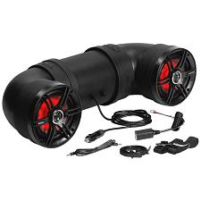 "Soundstorm Atv/Utv Amplified Boom Tube 6.5"" With Bluetooth"