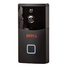 Bolide Btg-Db170P Btg Hd Wi-Fi Video Doorbell Camera