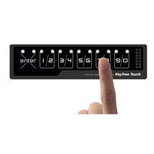 Boyo Keyfree Touch Key-Free Touch Vehicle Digital Door Lock