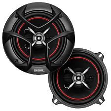 "Soundstorm Charge 5.25"" 3 Way 250 Watts"