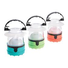 Dorcy 41-3019 Led Mini Lanterns With Batteries, 3 Pack