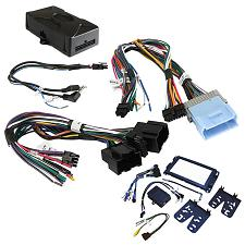 Crux Radio Replacement W/Swc Retention For Gm Lan-11 Bit Vehicle