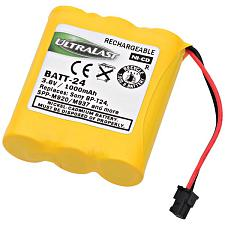 Ultralast Batt-24 Batt-24 Rechargeable Replacement Battery