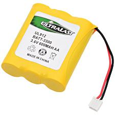 Ultralast Batt-3300 Batt-3300 Rechargeable Replacement Battery