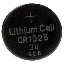 Ultralast Ul1025 Ul1025 Cr1025 Lithium Coin Cell Battery