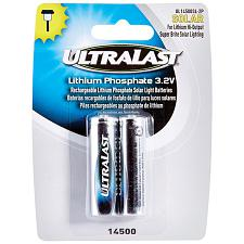 Ultralast Ul14500Sl-2P Ul14500Sl-2P 14500 Lithium Batteries For