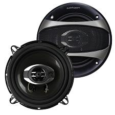 "Audiodrift 5.25"" 3-Way Speaker 200W 100W Rms"