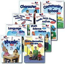 Time to Sign Theme Based Curriculum - Toddler / Preschool TTS-TBC-TP-DVD