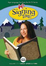 Signing Time Series 2 Vol 11: Once Upon a Time DVD 823860001624