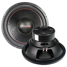 "American Bass 15"" Woofer 1000 Watts Max 4 Ohm Svc"