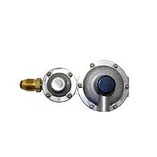 Mr Heater Propane Two Stage Horizontal Regulator With Pol