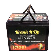 Krank It Up Power Cell 1900 Amps 12 Volt; 81 Ah