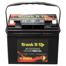 Krank It Up Power Cell 950 Amps 12 Volt; 36 Ah