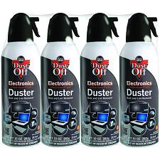 Dust-Off(R) Dpsxl4A 10Oz 4-Pack For Petra(R)