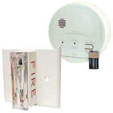 Gentex GN-503F Hard Wired T3 Smoke/T4 Carbon Monoxide Photoelectric Alarm with