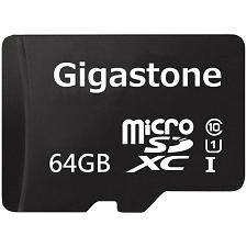 Gigastone(R) Gs-Sdxc80U1-64Gb-R Prime Series Sdxc(Tm) Card (64Gb
