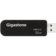 Gigastone(R) Gs-U332Gslbl-R Usb 3.0 Flash Drive (32Gb)