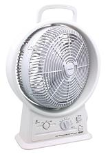 Gama Sonic Gs-26R Rechargeable Fan With Am Fm Radio