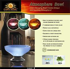 Gama Sonic Gs-66 Atmosphere Decorative Multi-Color Lighted Bowl