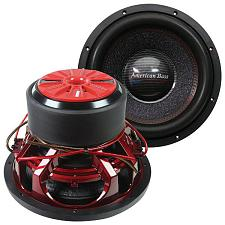 "American Bass Competition 12"" Woofer 3000 Watt 4 Ohm Dvc"